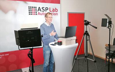 ASP-Präanalytik-Tage auch digital erfolgreich