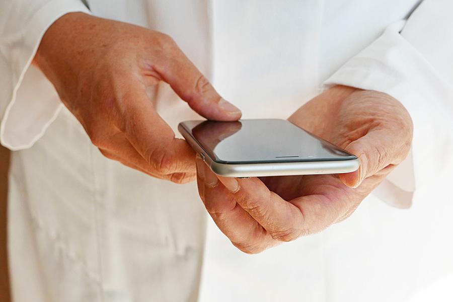Statusmeldungen aufs Diensttelefon
